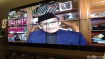 Video Call Habibie, Jokowi Sampaikan Kondisi Ekonomi-Politik RI Baik