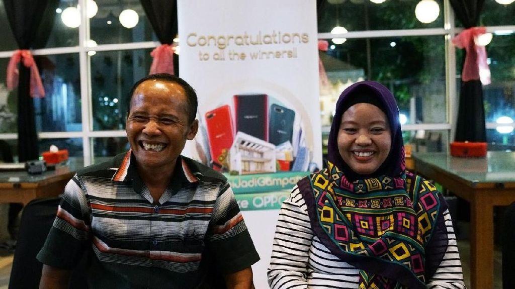 Cerita Subiyanto, Ditipu Ratusan Juta Kini Menang Rumah Mewah