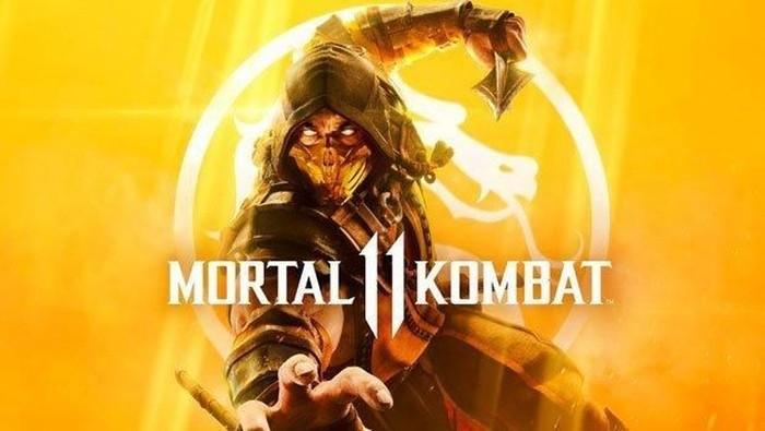 Cover art Mortal Kombat 11, yang juga akan rilis di Nintendo Switch. (Foto: dok. Twitter Ed Boon)