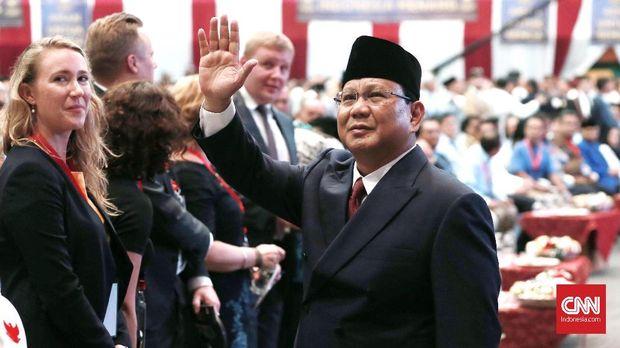 Prabowo, Pidato Tanpa Solusi dan 5 'Peluru' Kosong ke Jokowi