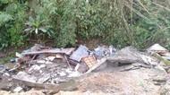 Diguyur Hujan, Pura Prajapati di Gianyar Longsor