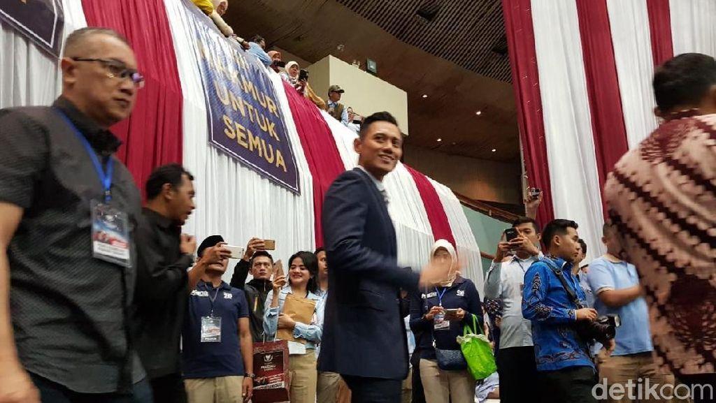 AHY: Kami Senang Program Prorakyat Era SBY Digaungkan Prabowo