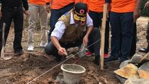 BNPB Bangun Huntara untuk Korban Tsunami di Lampung Selatan