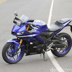 Tantang Ninja ZX-25R, Yamaha Siap Bikin R25 3 Silinder?