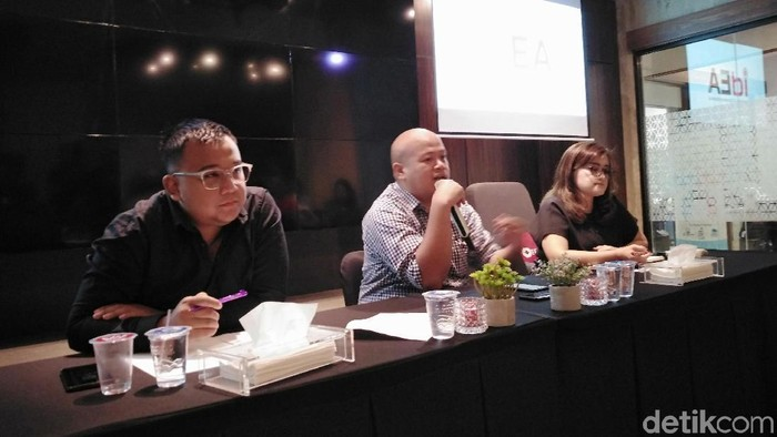 idEA meminta penundaan dan pengkajian ulang penerapan pajak toko online. (Foto: Virgina Maulita Putri/detikINET)