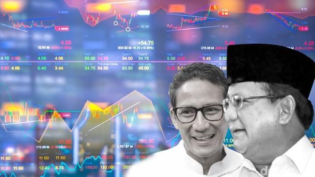 Infrastruktur Pakai Utang Jadi Peluru Prabowo Debat Jokowi