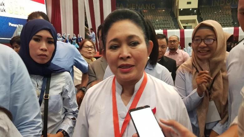 Titiek Soeharto  Prabowo Pidato  Indonesia Menang  Paling The Best 551a7a58b7