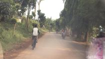 Waskita Janji Bersihkan Jalanan yang Kotor Akibat Truk Pasir