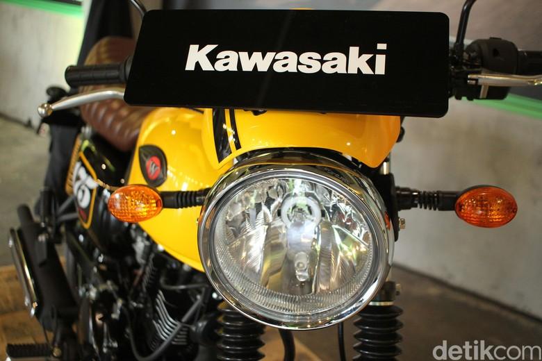 Kawasaki Foto: Rifkianto Nugroho