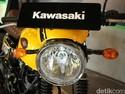 Kawasaki Ketahuan Daftarkan Hak Paten Motor Listrik