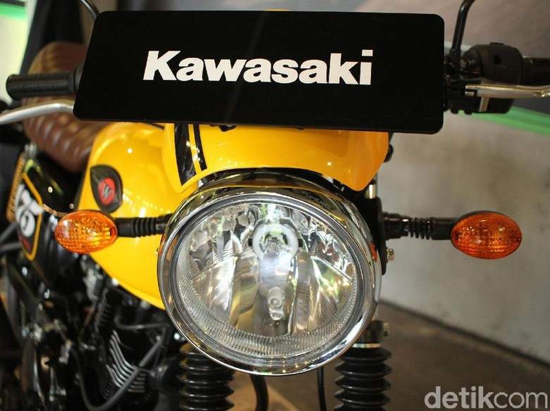 Ilustrasi Kawasaki Foto: Rifkianto Nugroho