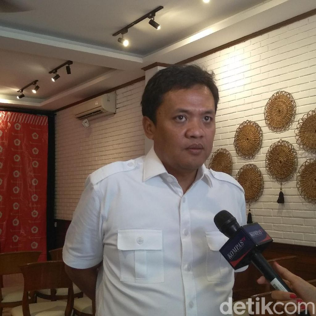 Ketua PA 212 Baru Tahu Masuk BPN, Habiburokhman: Mungkin SK Belum Sampai
