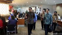 Ke BKPM, Jokowi Cek Izin Online Kelar 2 Jam