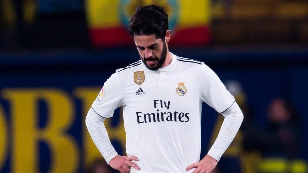 Isco Menolak Ikut Bus Tim, Lalu Minta Maaf ke Skuat Madrid