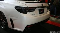 Sedan Toyota Mark X Makin Gahar