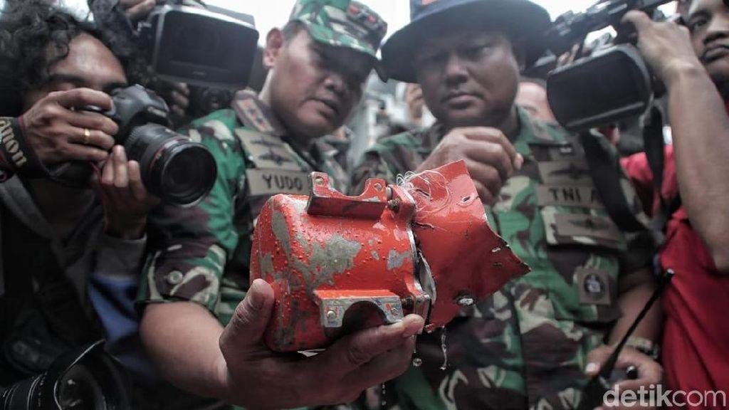 Ini Dia CVR Lion Air PK-LQP yang Ditemukan