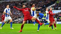 Mohamed Salah Dituduh Diving Lagi