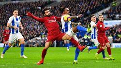 Lini Depan Liverpool Lagi Mejan di Kandang Lawan