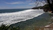 Foto: Pantai Porok yang Tersembunyi di Gunungkidul