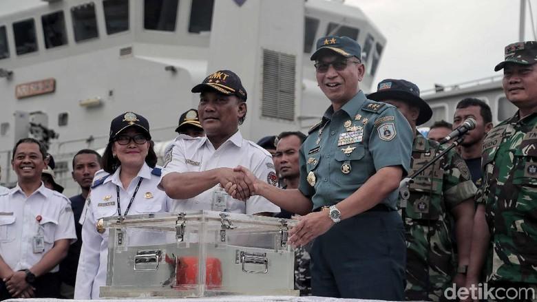 Fakta-fakta Penemuan CVR Lion Air PK-LQP