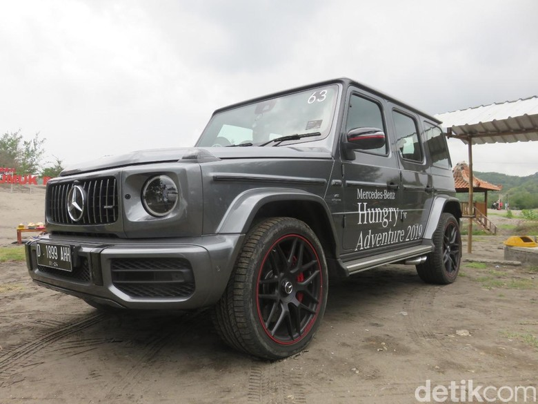 Mercedes G Class Supercars Gallery
