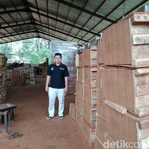 Olah Sabut Kelapa, Koperasi di Pangandaran Beromzet Miliaran