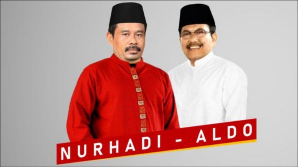 Nurhadi-Aldo Pemecah Kantong Algoritma Politik