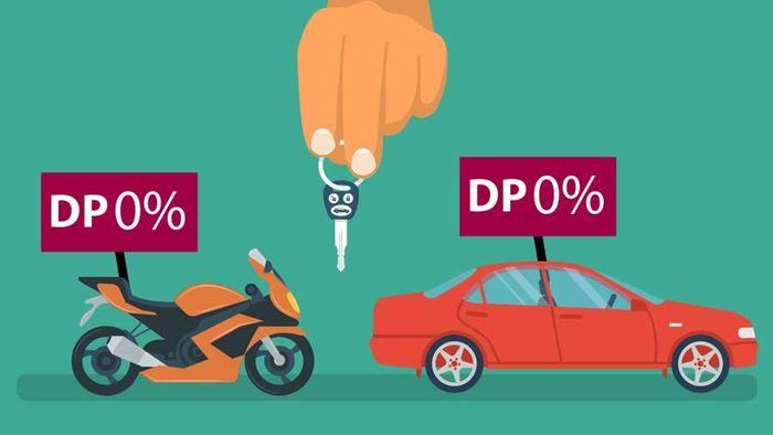 Kredit Mobil dan Motor Tanpa DP