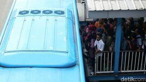 TransJakarta Targetkan Angkut 231 Juta Penumpang pada 2019