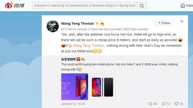 Xiaomi Obral Seri Mi Murah Terakhir