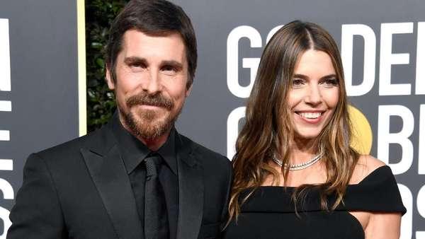 Potret Keromantisan Christian Bale untuk Sibi Blazic