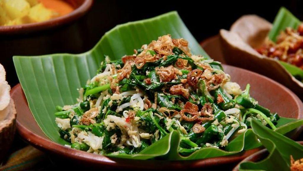 Makanan Lokal Sehat