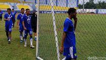 Wajah-wajah Baru di Latihan Perdana Persib Bandung