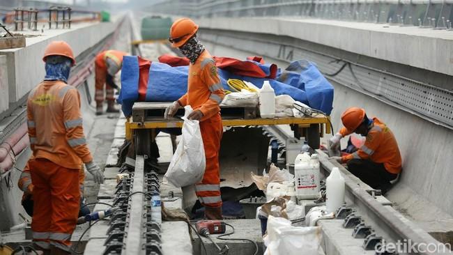 Menanti Operasi LRT Jakarta: Dari Asian Games hingga Lebaran