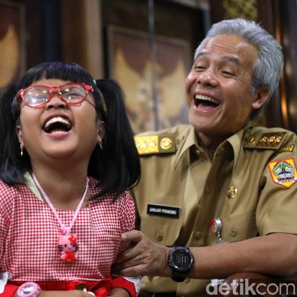 Prabowo Sebut Jateng Lebih Luas dari Malaysia, Ganjar Posting Data BPS