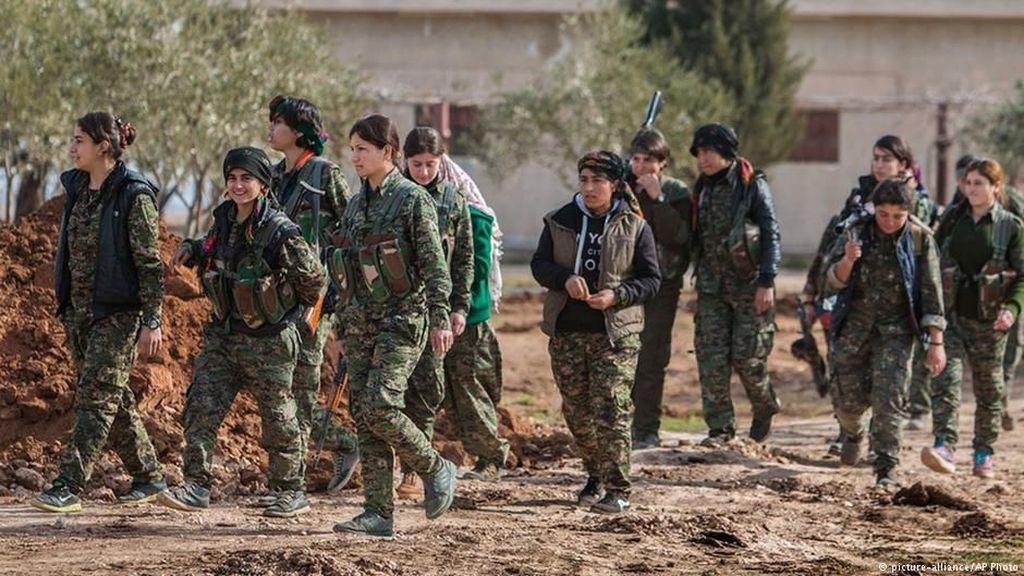 Trump Ingatkan Turki Tidak Serang Kurdi di Suriah, Ini Jawaban Turki