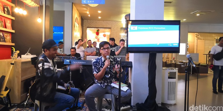 Koalisi Seni Bantah Anang soal RUU Musik Hasil Konferensi di Ambon
