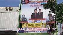 BPN: Foto Gatot Nurmantyo di Posko Prabowo Dipasang oleh Relawan