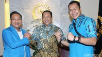 Ketua DPR Mediasi Dualisme Kepengurusan KNPI