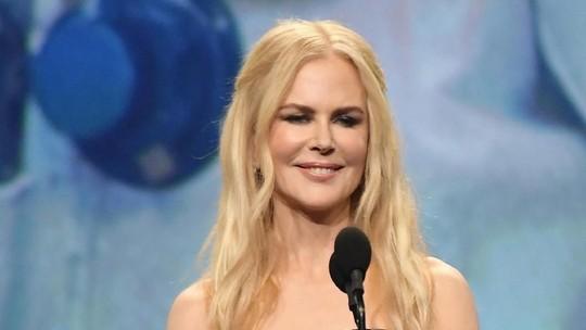 Nicole Kidman Tampil Alami