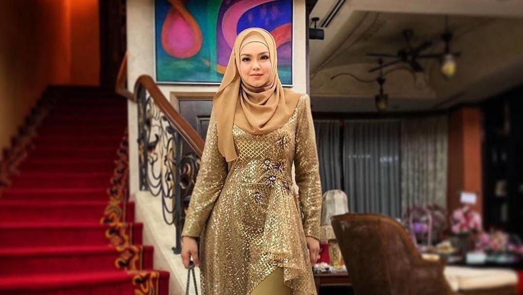 Cerita Siti Nurhaliza Saat Harus Meninggalkan Putrinya di Malaysia