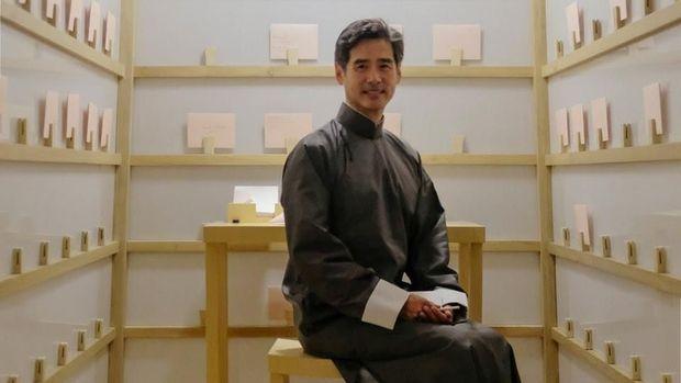 Lee Mingwei Bangga Karya-karyanya Bisa Dipamerkan di Jakarta