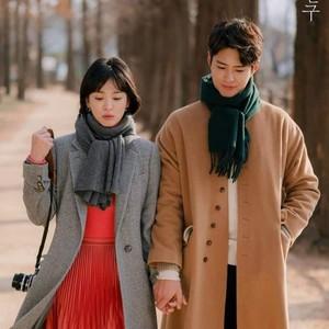 Ini Cincin Couple yang Dipakai Song Hye Kyo & Park Bo Gum di Drama Encounter