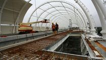Ada Proyek LRT, Jalan Setiabudi Tengah Ditutup Mulai 17 Juni