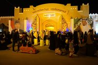 Festival Janadriyah digelar 21 hari. Indonesia jadi tamu kehormatan di festival yang sudah digelar 33 kali ini