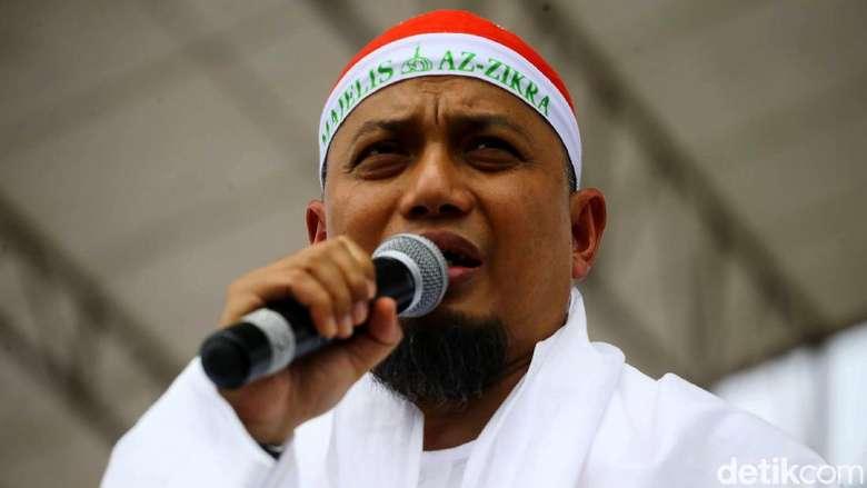 Jawabannya Ustad Arifin Ilham. (Foto: detikHealth)