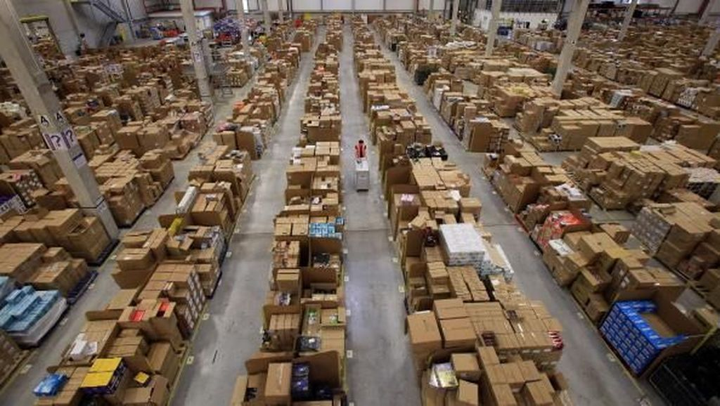Menangkap Peluang Bisnis Gudang di Tengah Maraknya Belanja Online