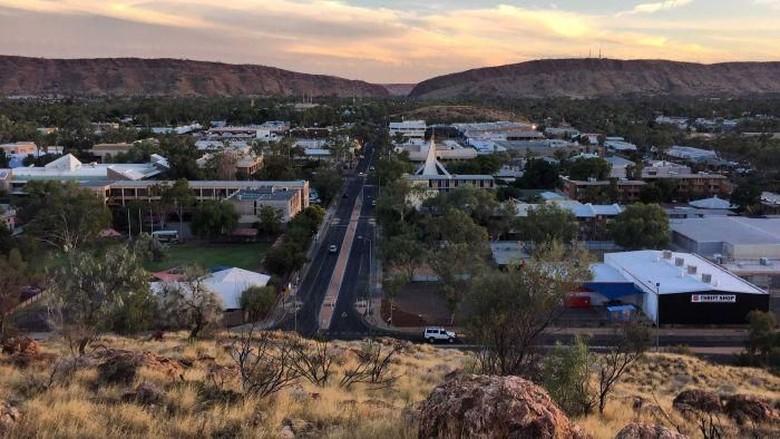 2 Turis Selamat Usai 2 Minggu Tersesat di Pedalaman Gersang Australia