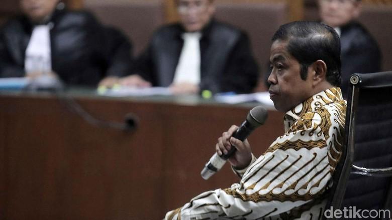 Idrus Marham Jalani Sidang Tuntutan Kasus Suap Proyek PLTU Riau-1 Hari Ini