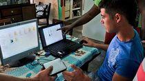 Cara Kuba Nikmati Akses Internet: Pakai Hard Disk